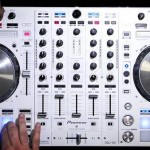 Pioneer DJ adds a pearl white model to the Digital DJ SX series of controllers for Serato DJ