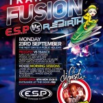 TRANCEFUSION: ESP vs ReBirth (a special Slippery n Wet event)