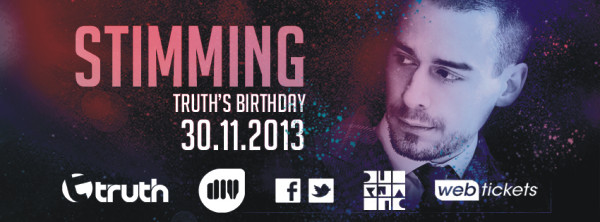 Diynamic label artists NTFO and STIMMING to play TRUTH