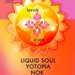 Love & Light to bring top psy artists Liquid Soul, Yotopia & NOK
