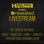 """Hardwell to live stream sold-out """"Hardwell Presents Revealed – ADE Edition"""""""