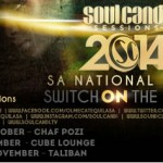 Soul Candi Sessions 2014 – the album