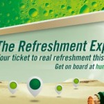 Hunter's & MTV Base to kick-off summer party tour 'Hunter's Refreshment Express'