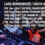 Lars Behrenroth to paint SA a deeper shade of house