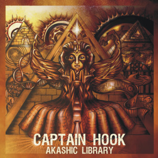Captain Hook - Akashic Library - Iboga Records