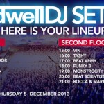 Hardwell tour hits today – line-up time announced