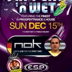 ESP Slippery N Wet party to present NOK (Germany)
