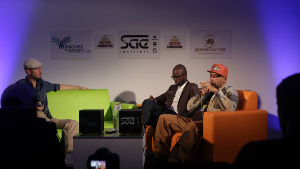 Black Coffee Foundation Scholarship with Bridges for Music