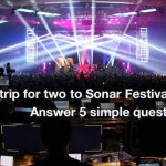 Win a trip to Sonar Festival Barcelona with Seed Experiences & Sonar Cape Town