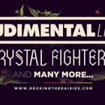 Rudimental South Africa announced for Rocking The Daisies 2014