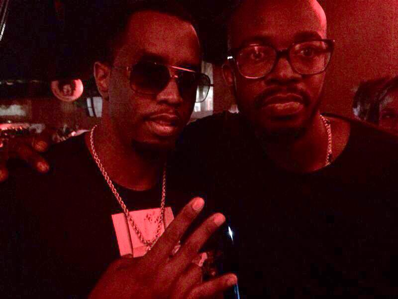 black coffee meets p diddy