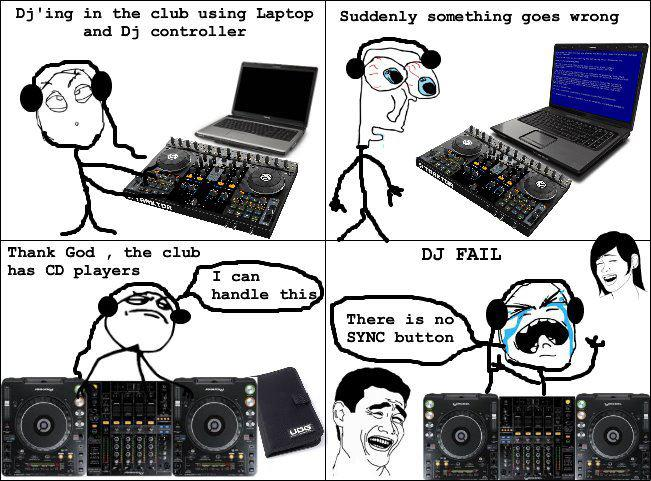 Why should Laptop DJs learn to play on CDJ
