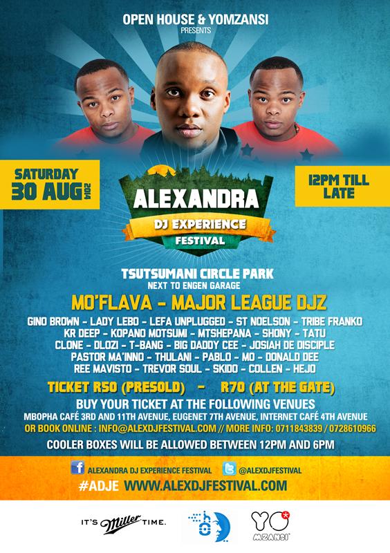 Alexandra DJ Experience Festival