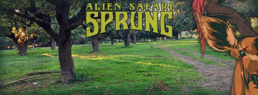 alien Safari Sprung 2014 venue