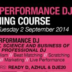 Win a FREE DJ Course at SAE Institute in Cape Town