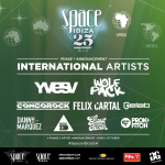 Space Ibiza SA – the 25 Year Anniversary Tour
