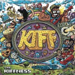 The Kiffness Kiff Album released by Sony Music SA