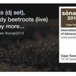 Lineup for Sonar South Africa – first announcements