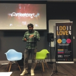 Beatport VP – Terry Weerasinghe at SAE Music Business Masterclass