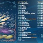 Earthdance 2014 Cape Town – All the lineup times on 3 stages