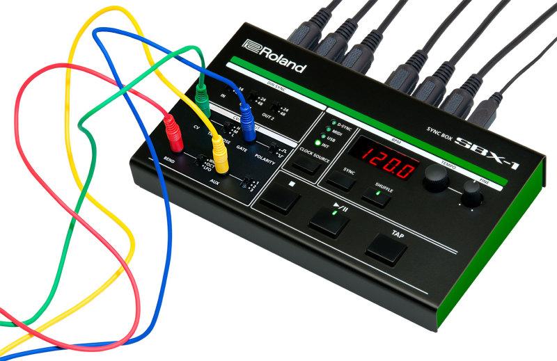 SBX-1 sync box