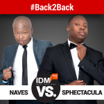 Back2Back feat DJ Naves vs SPHEctacula DJ