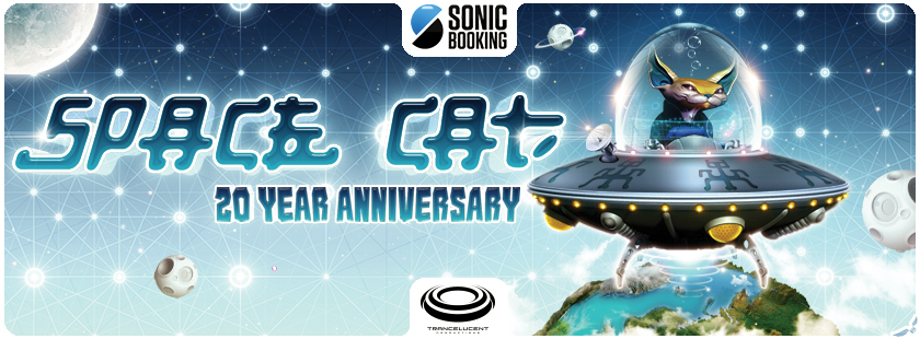 Space Cat world tour