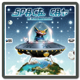 Space Cat - 20 Year Anniversary