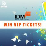 Be a VIP at Spring Fiesta 2014 with IDM Mag.com