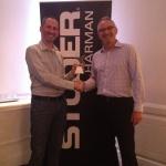 Wild & Marr wins Studer Outstanding Achievement Award