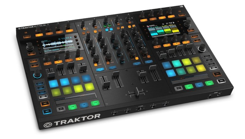 Ni traktor kontrol s8 sneak preview from native instruments