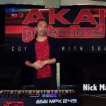 Akai MPK249 Video Nick Matthews Akai Pro Tips 01
