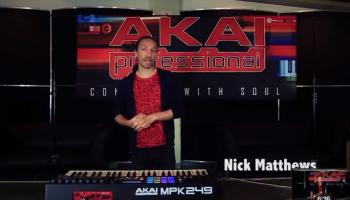 Akai Pro Tips 01 Nick Matthews