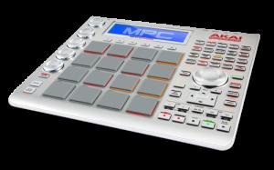 Akai_MPC_Studio_Angled