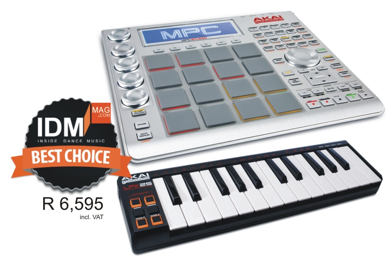 Akai_MPC_Studio_Free_LPK25_Best_Choice
