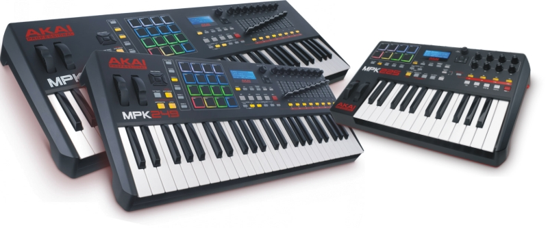 akai pro 2014 gear has arrived in south africa. Black Bedroom Furniture Sets. Home Design Ideas