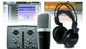 M-Audio Vocal Studio Pro  1-Stop Recording Package - R 4,459