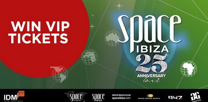 Space Ibiza - Yves V