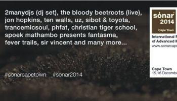 sonar fest cape town