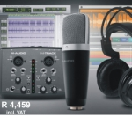 M-Audio Vocal Studio Pro – One Stop Recording Package – R 4,459