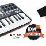 Buy Akai APC Key 25 and get a FREE Best Choice Gift