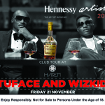 2Face & Wizkid to perform in South Africa