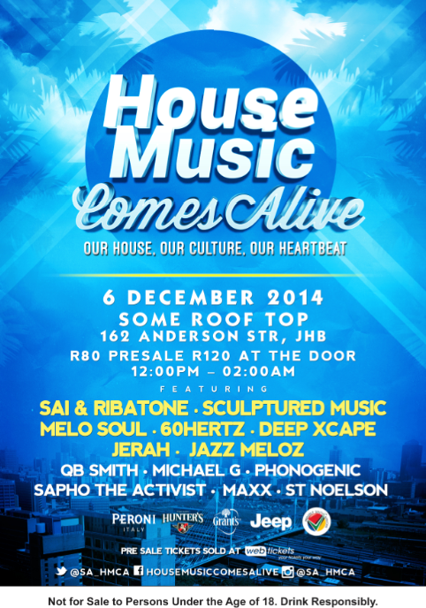 House Music Comes Alive