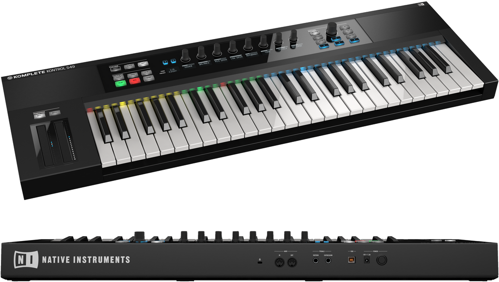 komplete kontrol s series review native instruments. Black Bedroom Furniture Sets. Home Design Ideas