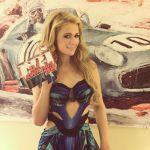 Paris Hilton wins NRJ DJ Award