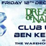 UNITY presents hard dance legend BK (Ben Keen)