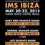 IMS Ibiza 2015 – International Music Summit