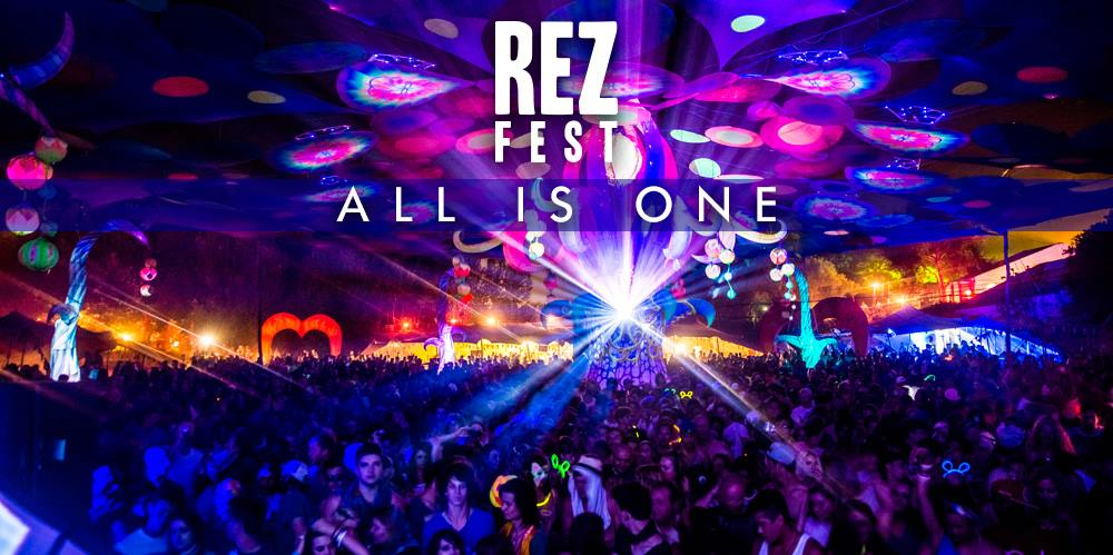 Rezonance 2015 Tickets
