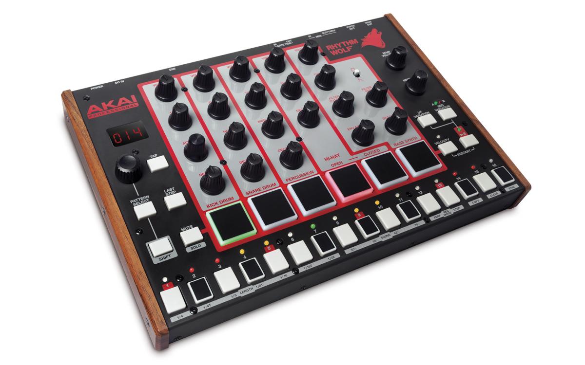 akai drum machine