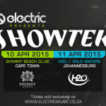Showtek to headline Electric Music 2015 after Ultra Fest SA